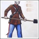 Honvéd tüzér