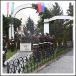 Megemlékezés a keleti front áldozatairól Pápán