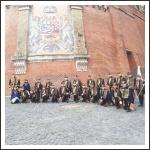 Szombathelyi kishuszárok a Budai Várban