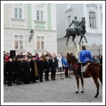 A limanowai csata évfordulójára emlékeztek a Fehérvári Huszárok