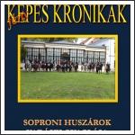 Soproni huszárok vadászlovaglása (fotó: Dessewffy Zsolt)