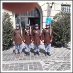 A jászkun bakák budavári járőrszolgálata