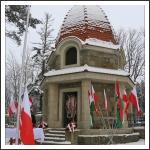 Fehérvári huszárok Limanowában