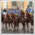 A limanovai csata évfordulóján emlékeztek a hős huszárokra (fotó: Simon Erika)