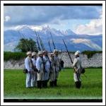 Magyar bakák nyomában, Itáliában - Sacile 1809-2019 (fotó: Agostina Mizzi)