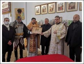 A Magyar-Orosz Barátság Harangja Tokajban