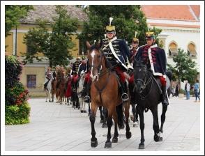 Pápai hősökre emlékeztek (fotó: Csiginé Cser Georgina, honvedelem.hu)