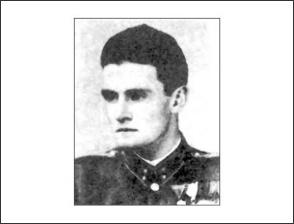 Gencsy Tibor huszár főhadnagy