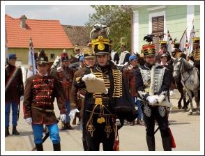 Meghívó a VIII. Háromszéki Huszártoborzóra (fotó: Székely Virtus Hagyományőrző Egyesület)