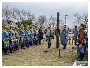 Megemlékezés a móri csatáról (fotó: Hrubos Zsolt)