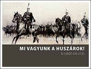 Huszárok - Új kiállítás a Nádasdy Múzeumban